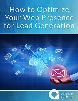 How To Optimize Your Web Presence for Lead Generation