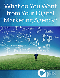 What do You Want from Your Digital Marketing Agency?