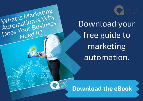 Download your free eBook on the basics of marketing automation.