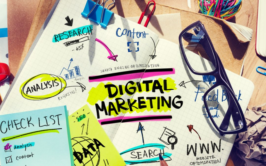 Infographic: 7 Steps to Digital Marketing