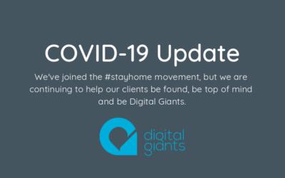 COVID-19 Update (March 19, 2020)