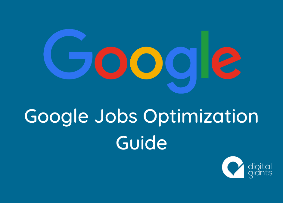Optimize Your Job Post Listings to Appear in Google Search