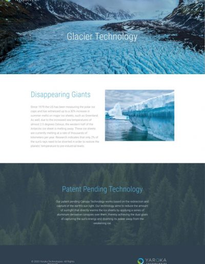 Yaroka Technologies - Digital Giants - Website Design Portfolio