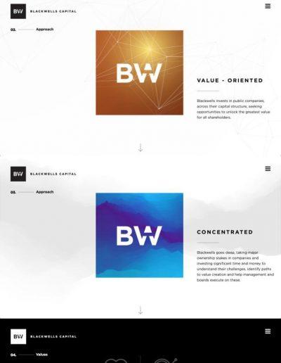 Blackwells Capital - Home - Digital Giants - Web Design Portfolio