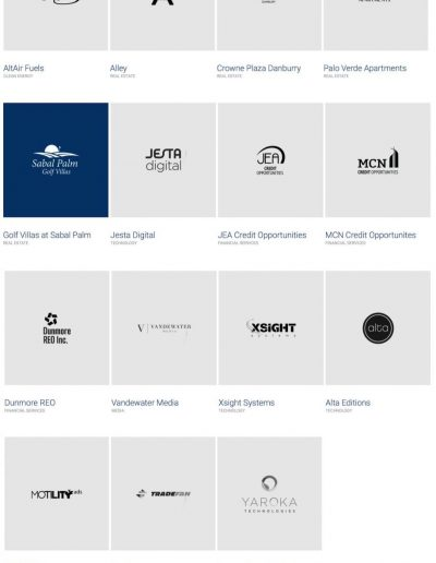 Vandewater - Portfolio - Digital Giants - Web Development Portfolio